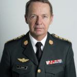 Strange message about deterrence from Danish general
