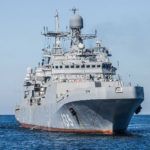 Helicopter crashes on Russian problem ship Ivan Gren