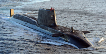 Who cheated whom in Russian-British submarine duel?