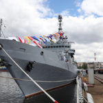 Russia receives new intelligence ship Ivan Khurs