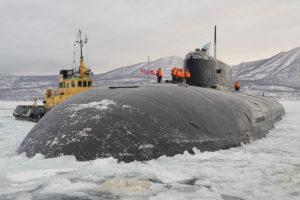 Oscar II class submarine
