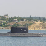 Russia reinforces Baltic Fleet with submarine 'Alrosa'
