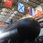 Second Lada-class submarine launched 13 years after keel laying