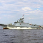 Russia's new Karakurt-class corvette is an aggressive little warship